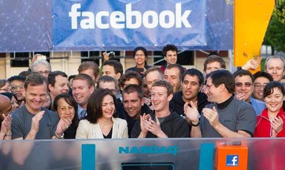 フェイスブック上場、あげまんシェリルサンドバーグと。