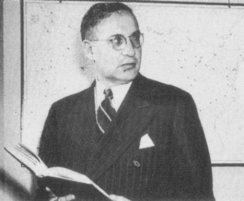1937年当時のピータードラッカー
