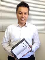 有限会社Alphaespace 代表取締役 西村貴之さま