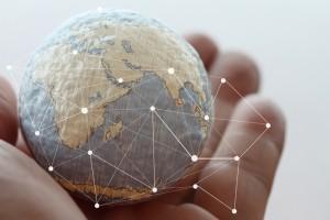 世界地図Worldマップ、世界を移住する会社