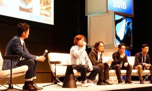 アドテック東京2016元LINE社長C Channel森川亮「役立つ情報の動画がシェアされる!」
