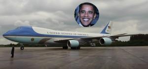オバマ大統領 ボーイング747-200B