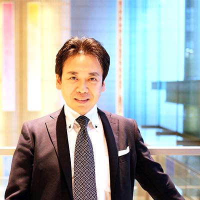 富士フイルム株式会社 e戦略推進室 マネージャー 一色 昭典さん