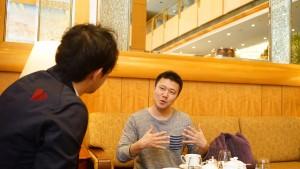 中村あきら×恋愛ライフデザイナー久野浩司さん対談