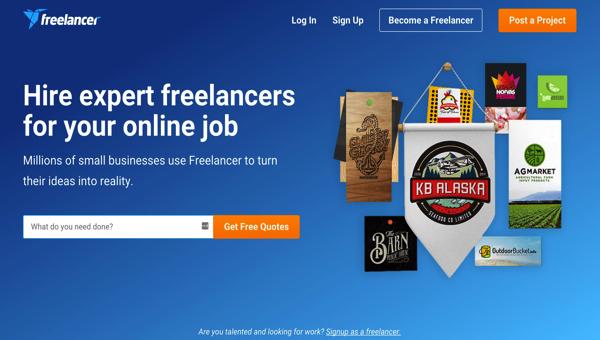 フリーランサー(Freelancer)