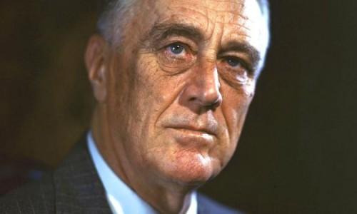 フランクリン・D・ルーズベルト