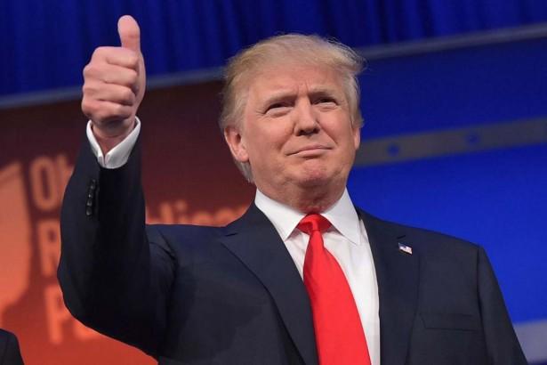 アメリカ大統領ドナルド・トランプ