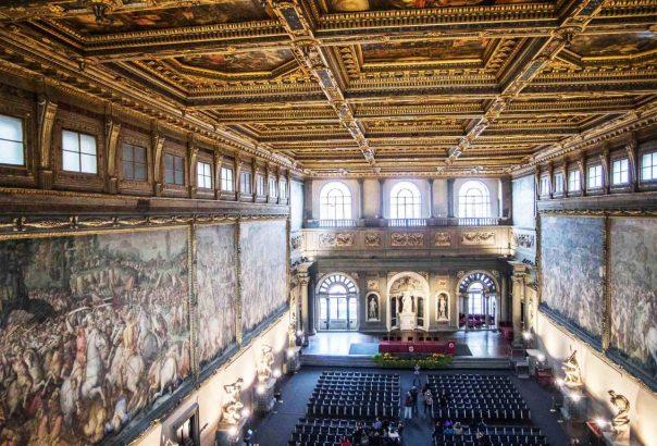 インフェルノ フィレンツェ・ヴァッキオ宮殿