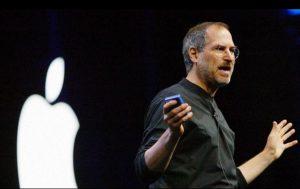 スティーブ・ジョブス:情熱にただ従うだけではいけないが、あなた自身よりも大きい何かに従いなさい。