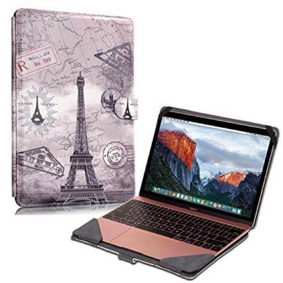 個性的な柄がオススメ!革・レザーMacBook12インチケースカバー