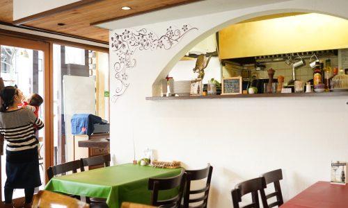 la casa di MARCO(ラ・カーサ・ディ マルコ)の店内