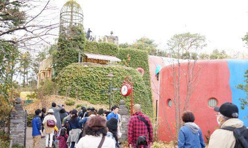 三鷹の森ジブリ美術館