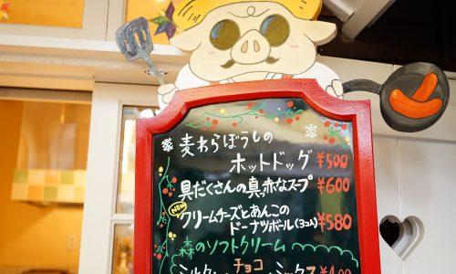 ジブリのソフトクリーム