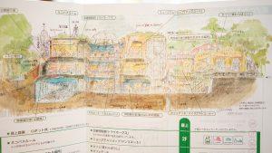 ジブリ美術館マップ