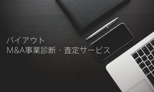 バイアウトM&A事業診断・査定サービス