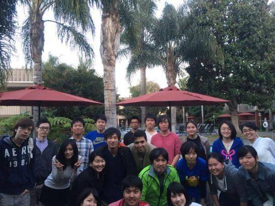 シリコンバレー学生起業家コミュニティ