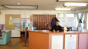 アルパマ(ヤマハマリン西九州)マリーナ長崎の店内
