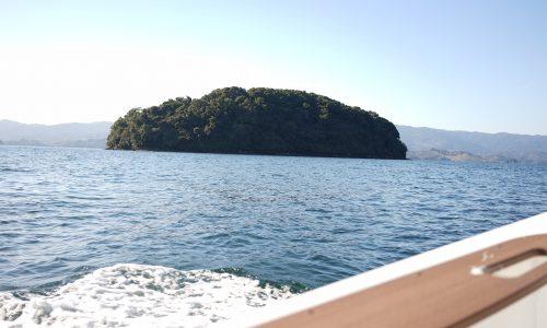 長崎・大村湾の島々