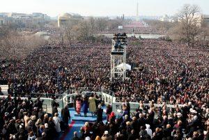 3.トランプ大統領就任式