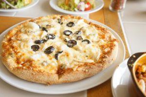 コージーピザ シーフードピザ