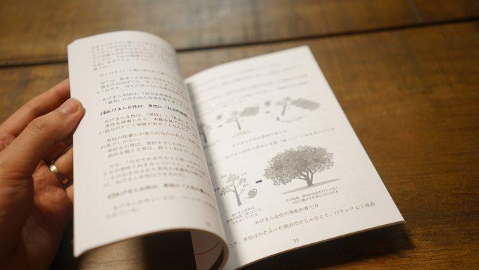 中村あきらのあげまん・あげちん理論の小冊子