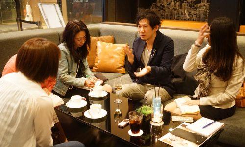 中村あきらのグループセッション