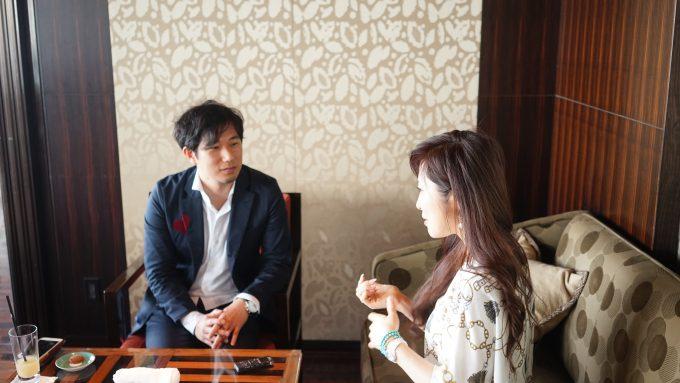 小原綾子×中村あきら対談前編1