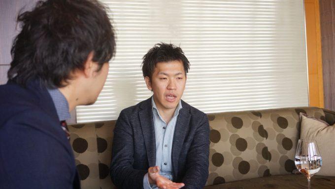 中編ピース小掘×中村あきら対談1
