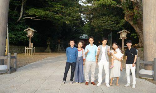 鹿島神宮参拝記念!