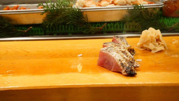 カツオ寿司