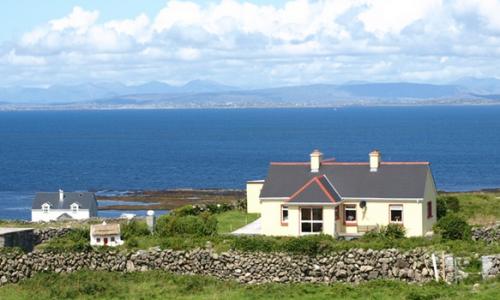 海の近くの家は運気が高い