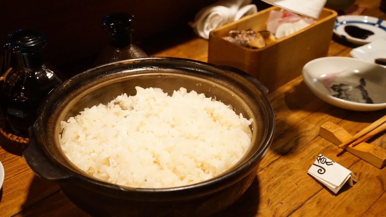 【長崎】鯛めしと刺身の食べ合わせが絶品!『御飯 (ごはん)』