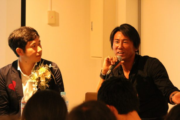 ゲストの坂東さんと一緒に、質疑応答と男性パートナーがいる市場をメインに解説!