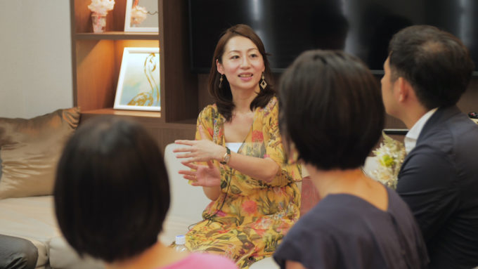 第2期リアルアカデミー 竹井智花さん受講生