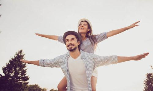 男性は30代、40代と年齢が重ねるほど一緒にいて楽しい「あげまん女性」を求める