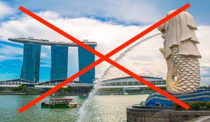 前回からの案内からの変更点!海外シンガポールでの開催はなくなりました!