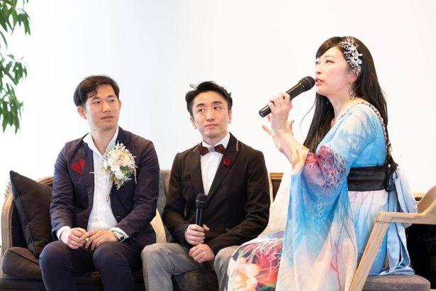 中村あきらパネルディスカッション・高橋貴子出版パーティ