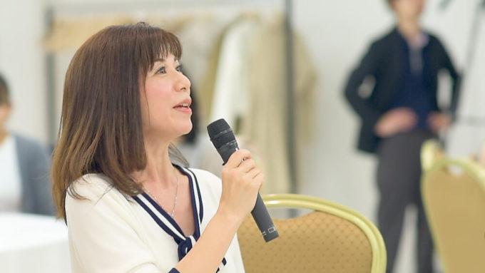 あげまん理論トークライブ・中村あきら&マダム桃美
