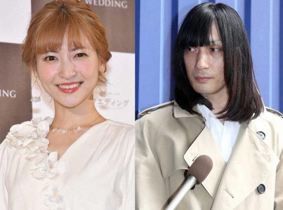 神田沙也加さんと村田充さんとの離婚