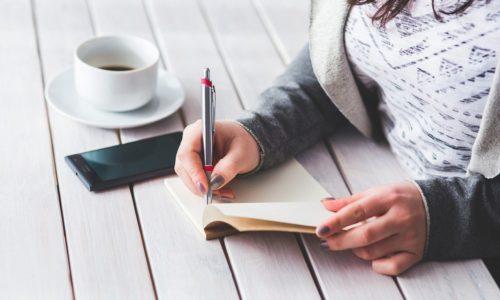 理想の人生を書き出す